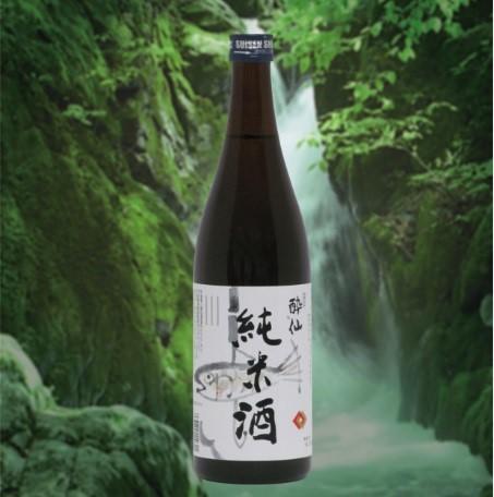 ワタミグループ 復興支援メニュー 岩手県産にこだわった「酔仙 純米酒」を3月12日より提供開始