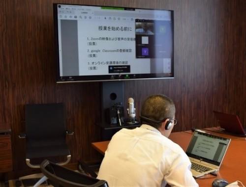 埼玉工業大学、オンライン授業を全学で開始