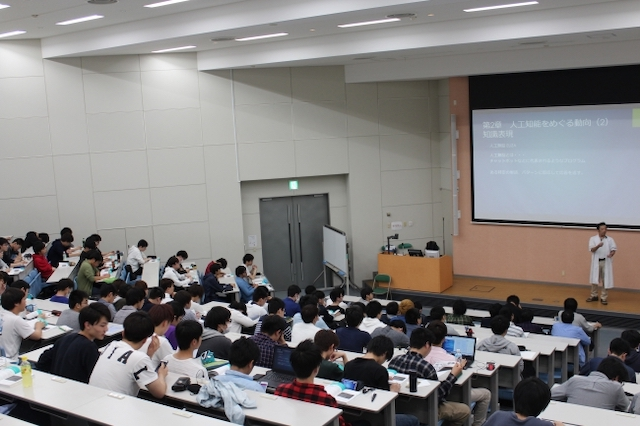 埼玉工業大学、全学でAI人材育成を推進