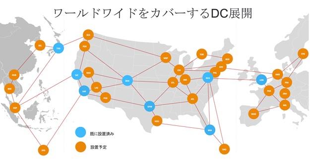 米RSTOR社と提携  AWS、Azure、Google対応 オンライン分散オブジェクトストレージを提供開始