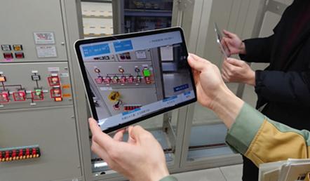 プレミアムアーツ、PTC が、変電所の保守の一部に ARを活用する検証を実施