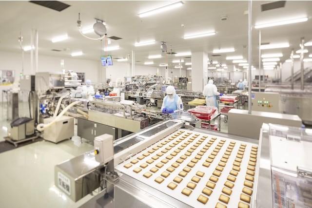 「白い恋人」の石屋製菓が、食品製造ラインのシミュレーションにFlexSimを導入